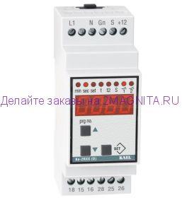 Многофункциональное реле времени цифровое KE-ZRXX(D)