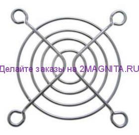 Сетка для вентилятора 60х60мм металлическая